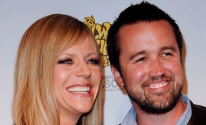 Kaitlin Olson and Rob McElhenney: Expecting Baby #2!