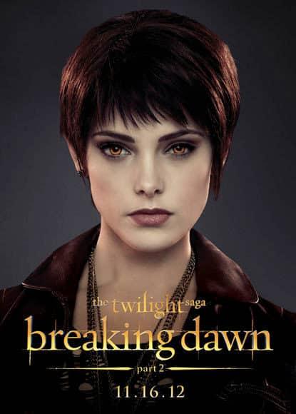 Alice Cullen Breaking Dawn Part 2 Poster