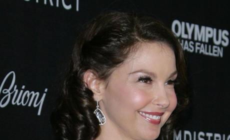 Ashley Judd in Blue