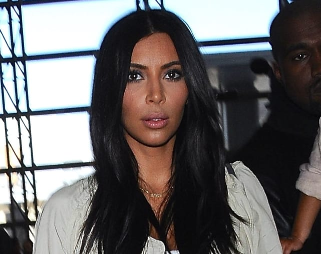 Terrible Looking Kim Kardashian