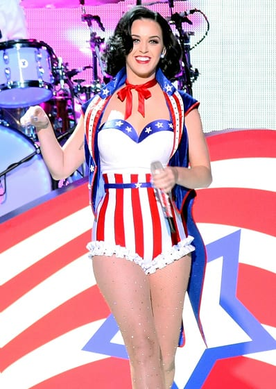 Katy Perry Loves America!