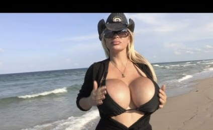 """Lacey Wildd: World's Biggest Boobs Competitor Goes Under the Knife to Become """"Adult Barbie"""""""