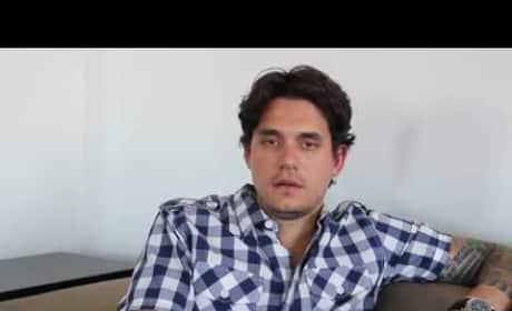 John Mayer Announcement