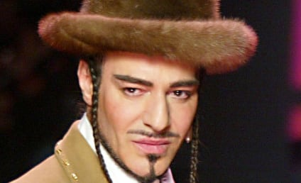 John Galliano to Be Prosecuted Over Affection for Hitler