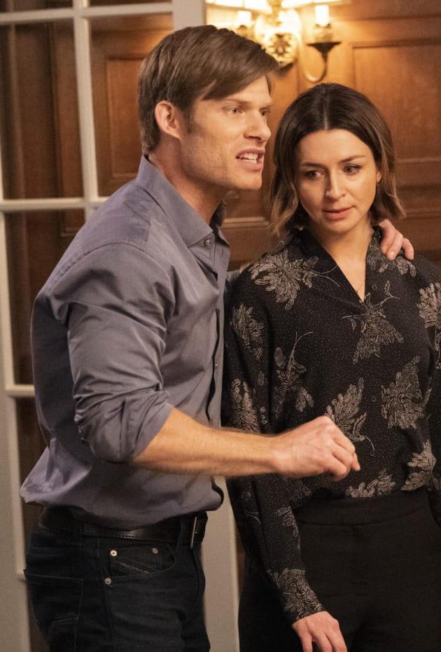 Grey S Anatomy Recap Did Amelia Make Amends With Her