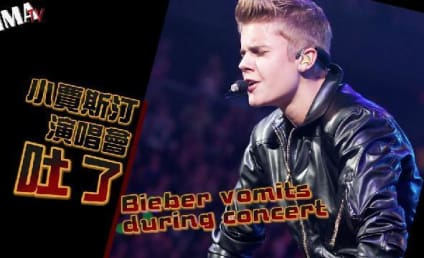Justin Bieber Vomit: The Animated Video!