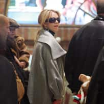 Spears at FAO Schwarz