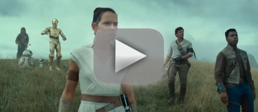 Star wars episode ix title teaser trailer revealed