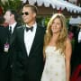 Jennifer Aniston and Brad Pitt in Happier Times Photo