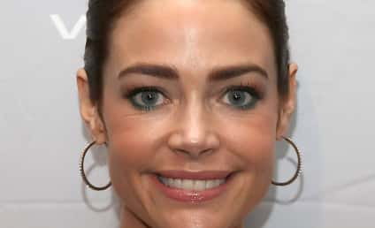 Denise Richards Makes Charlie Sheen Situation About Herself