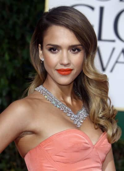 Jessica Alba Necklace