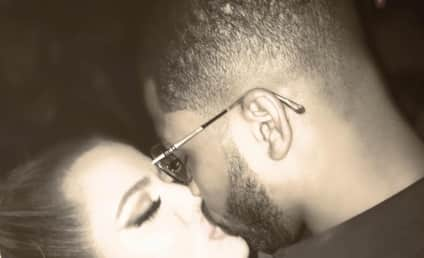 Khloe Kardashian: ALL OVER Tristan Thompson on New Year's Eve!