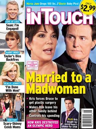 Kris Jenner: A Madwoman?!?