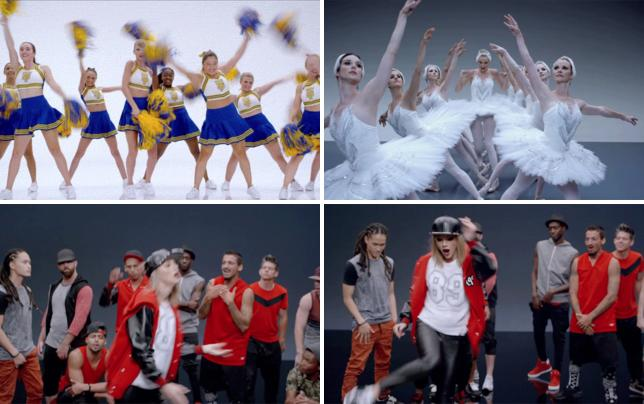 27 taylor swift dancing gifs from shake it off bring it on