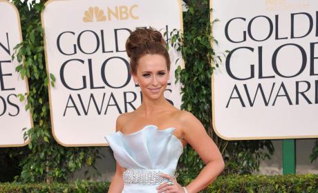 Jennifer Love Hewitt Golden Globes