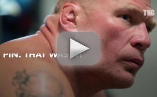 Goldberg Squashes Brock Lesnar, Stuns WWE Fans