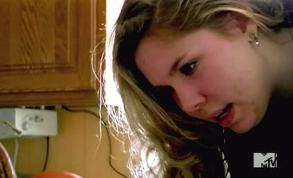 Teen Mom 2 Sneak Peek: Home is Where the Drama is