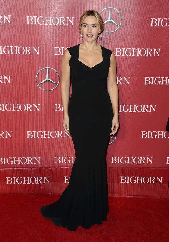 Kate Winslet: 27th Annual Palm Springs International Film Festival Awards Gala