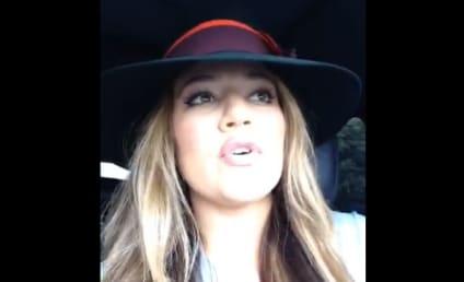 Khloe Kardashian to Kim: Come Out of Hiding!!!