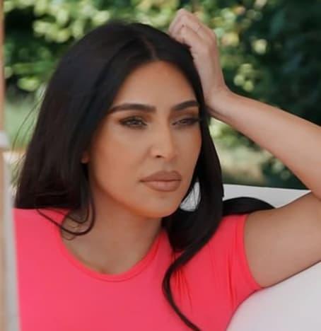 Kim Kardashian on the Final Season