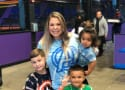 "Kailyn Lowry Tells Son-Shaming Troll to ""Kiss My A$$"""