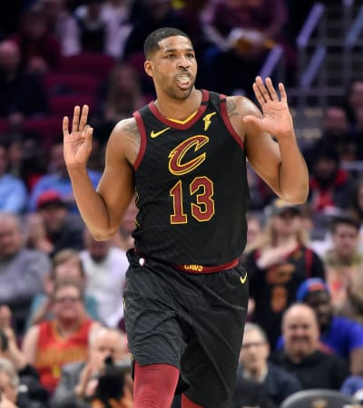 Tristan Thompson as a Cavs Player