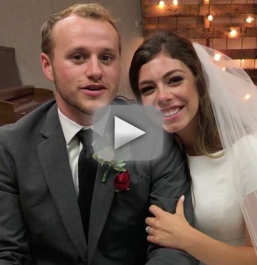 Josiah duggar and lauren swanson spill all their wedding details
