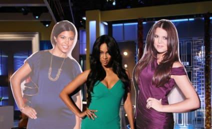 Tyra Banks is Lame, Dresses Like Kim Kardashian