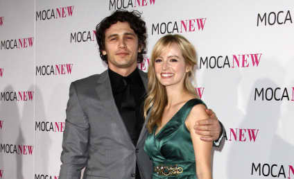 James Franco Gives Mad Props to Porn Stars