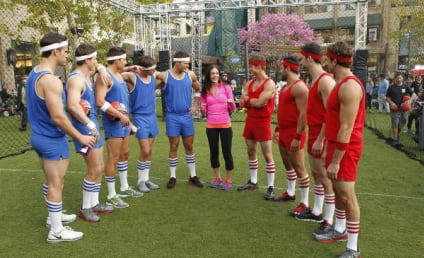 The Bachelorette Recap: Dodgeball!