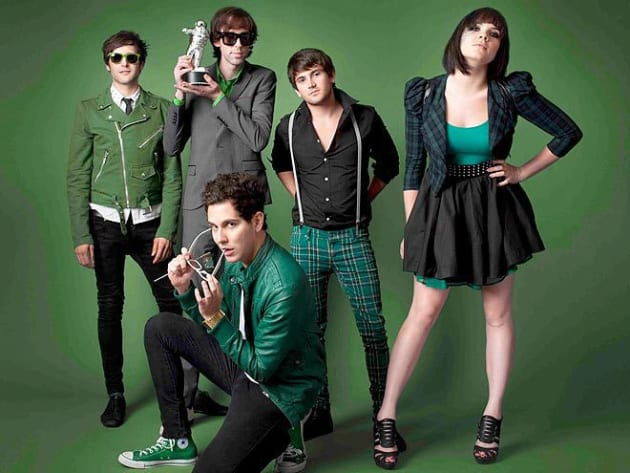 Joseph Auto Group >> Cobra Starship - The Hollywood Gossip
