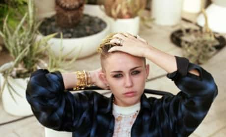 Miley Cyrus Rolling Stone Image