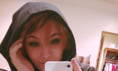 Paris Jackson Red Hair