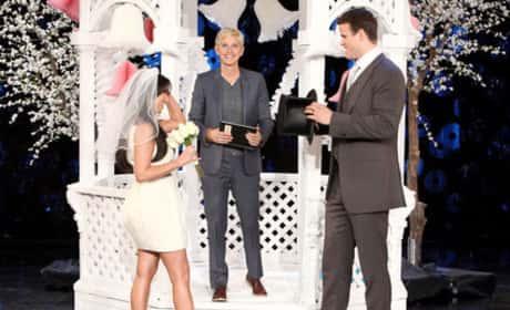 A Pretend Wedding