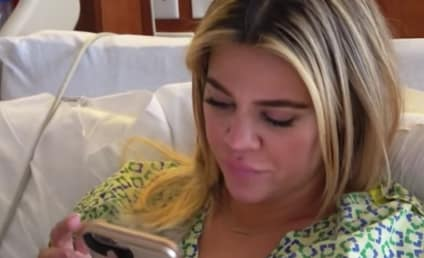 Khloe Kardashian Defends Letting Cheating Hornball BF Inside Hospital Delivery Room