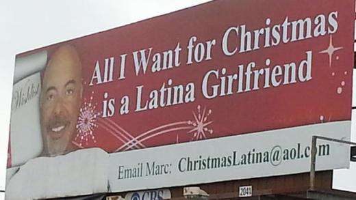 La Jolla Billboard