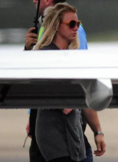 Britney Down Under