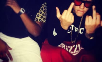 Justin Bieber to Haters: EFF YOU!