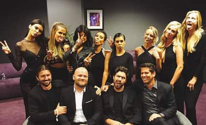 Kardashian, Jenner Family Members Roll Deep to ESPYs, Support Caitlyn