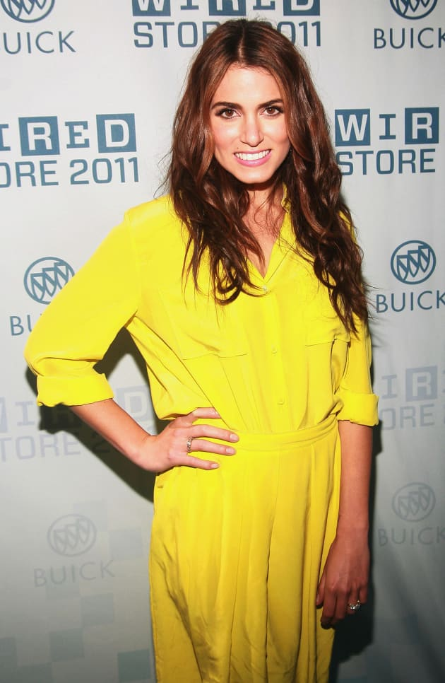 Nikki Reed in NYC