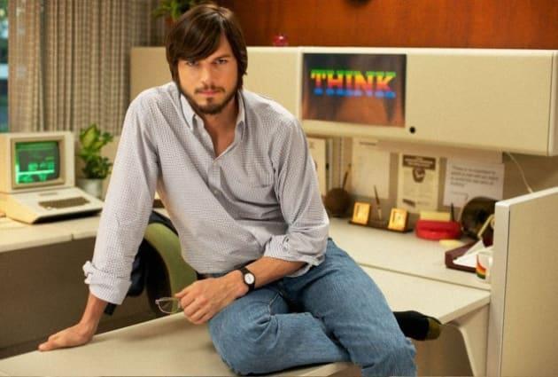 Ashton Kutcher: Steve Jobs Photo
