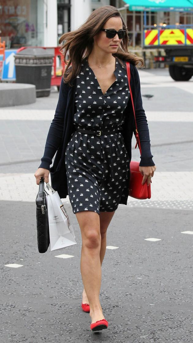 Pippa Middleton Shirt-Dress