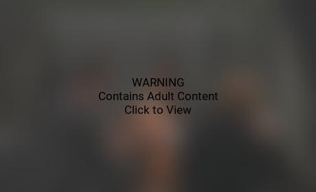 Octomom on Porn Set