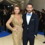 Blake Lively and Ryan Reynolds at 2017 MET Gala