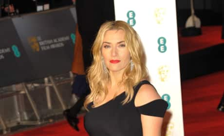 Kate Winslet: 2016 EE British Academy Film Awards
