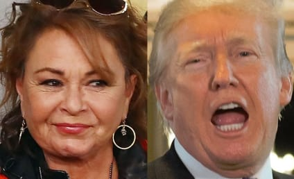 Donald Trump Breaks Silence on Roseanne Cancellation, Makes It About Him