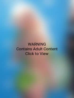 Courtney Stodden Lettuce Bikini Pic