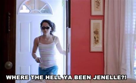 Where Ya Been Jenelle?