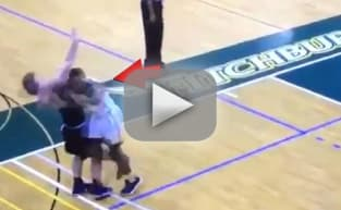 College Basketball Player Commits Dirtiest Play in Sports History
