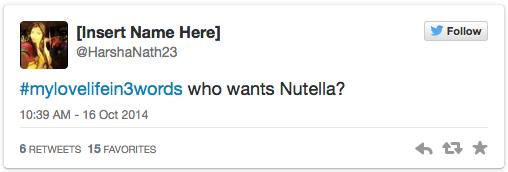 Who wants Nutella?   Euro Palace Casino Blog